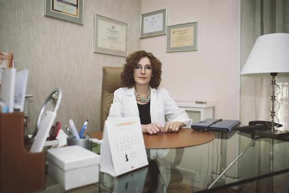 06.04.2017 #BEAUTY. Mesoterapia facial con la Dra. Gloria Santomauro.